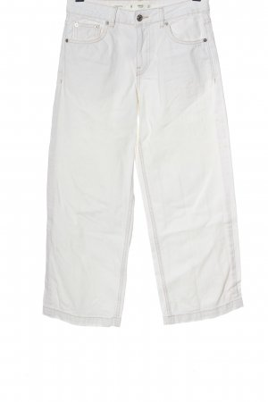 MNG Culottes white casual look