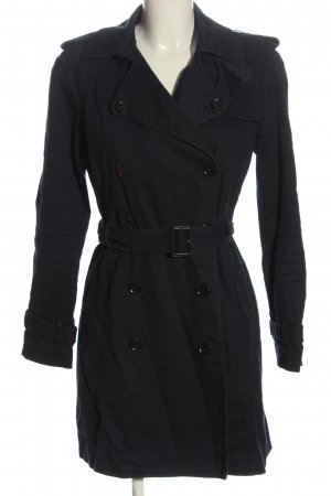 MNG Dufflecoat schwarz Business-Look