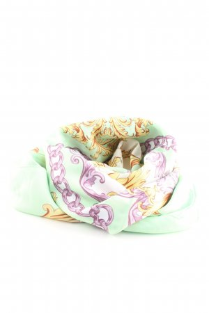 MNG Neckerchief abstract pattern casual look