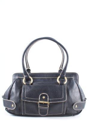 MNG Handtasche schwarz Casual-Look