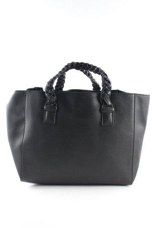 MNG Handtasche schwarz Business-Look