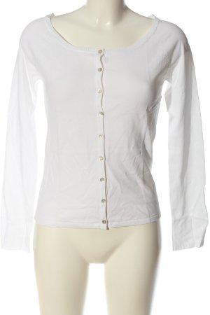 MNG Blouse-chemisier blanc style décontracté