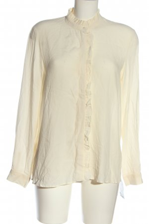 MNG Hemd-Bluse creme Casual-Look