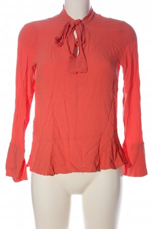 MNG Hemd-Bluse rot Casual-Look