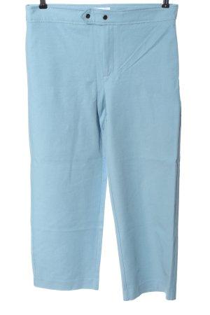 MNG High-Waist Hose blau Casual-Look