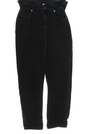 MNG High Waist Jeans schwarz Casual-Look