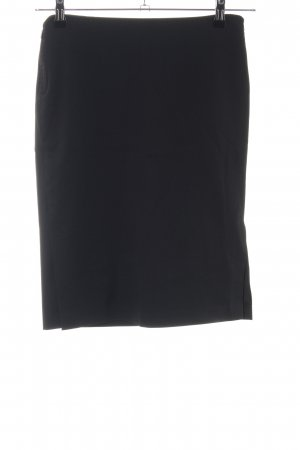 MNG High Waist Rock schwarz Business-Look