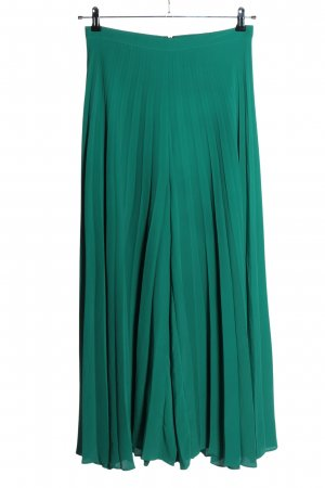 MNG Gonna culotte verde stile casual