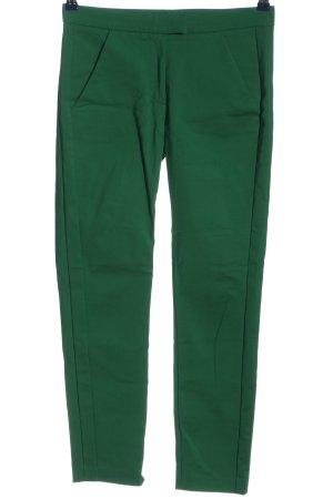 MNG Hüfthose grün Casual-Look