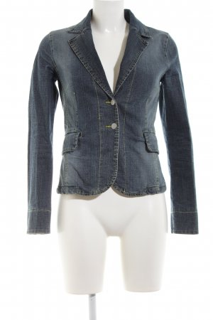 MNG Jeans Jeansblazer blau Casual-Look