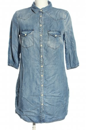 MNG Jeans Jeansjurk blauw casual uitstraling