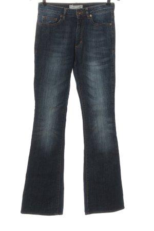 MNG Jeans Jeans flare bleu style décontracté