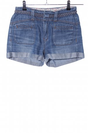 MNG Jeans Jeansshorts blau Casual-Look