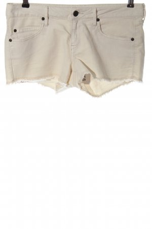 MNG Jeans Denim Shorts natural white casual look