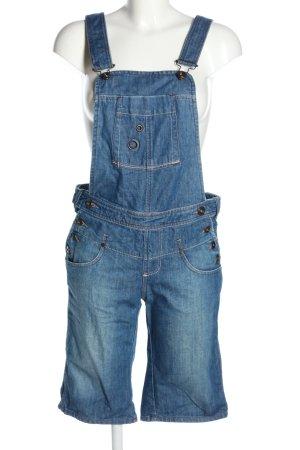MNG Jeans Salopette denim blu stile casual