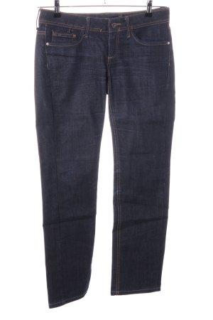 MNG Jeans Röhrenjeans blau Casual-Look
