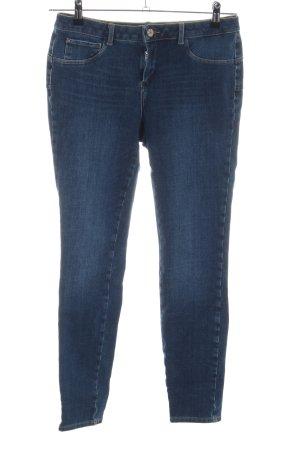 MNG Jeans Skinny Jeans blau Casual-Look
