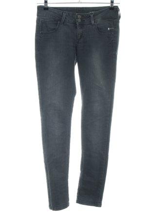 MNG Jeans Slim Jeans schwarz Casual-Look