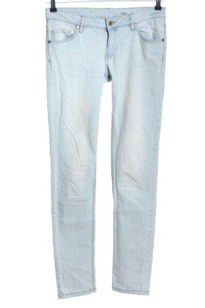 MNG Jeans Slim Jeans blau Casual-Look