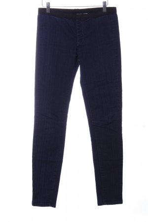 MNG Jeans Stretch Jeans blau Casual-Look