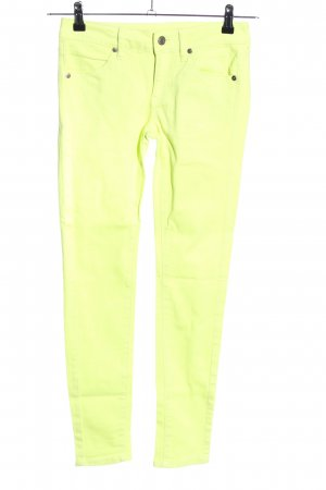 MNG Jeans Tregging jaune primevère style décontracté