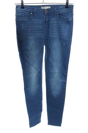 MNG Jeans Treggings blau Casual-Look