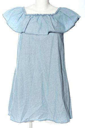 MNG Jeanskleid blau Casual-Look