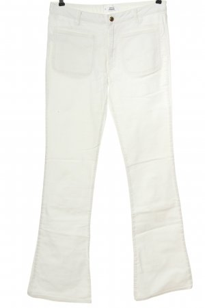 MNG Denim Flares white casual look