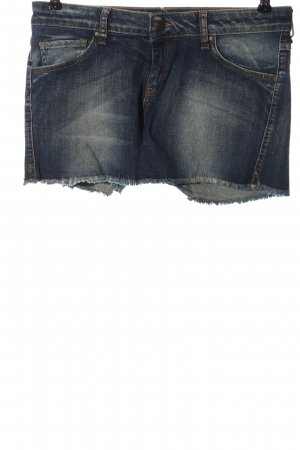 MNG Jeansshorts blau Casual-Look