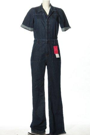 MNG Jumpsuit blau Casual-Look