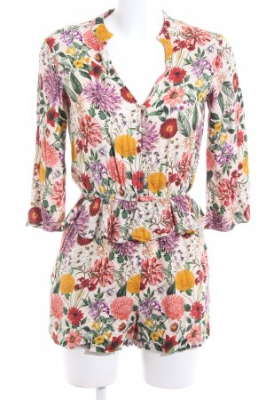 MNG Jumpsuit Blumenmuster Casual-Look