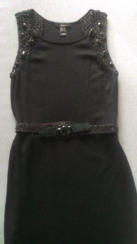 MNG Pencil Dress black