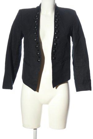MNG Kurz-Blazer schwarz Elegant