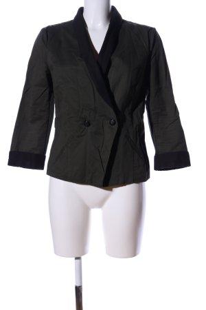 MNG Kurz-Blazer khaki Business-Look