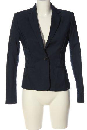 MNG Kurz-Blazer blau Business-Look