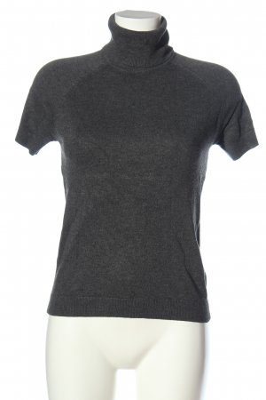 MNG Short Sleeve Sweater light grey casual look