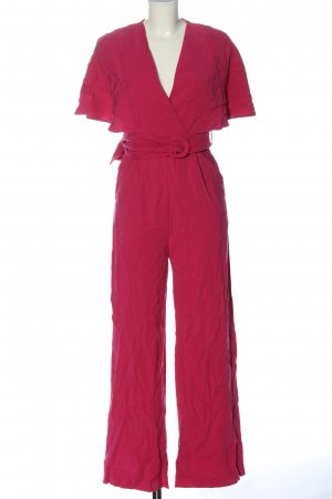 MNG Langer Jumpsuit pink Casual-Look