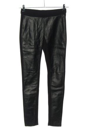 MNG Leggings schwarz Casual-Look