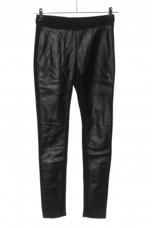 MNG Legging zwart casual uitstraling