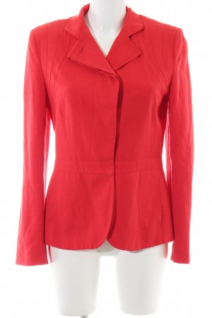 MNG Long-Blazer rot Casual-Look