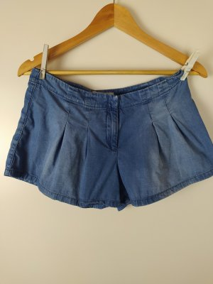 MNG MANGO Süße leichte Jeans-Shorts, hellblau, Gr. 36