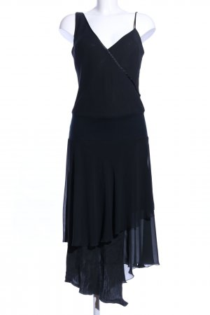 MNG Maxikleid schwarz Elegant