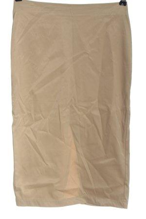 MNG Spódnica midi w kolorze białej wełny W stylu biznesowym