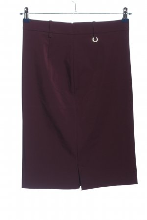 MNG Spódnica midi fiolet W stylu biznesowym
