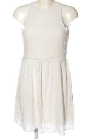 MNG Minikleid weiß Casual-Look