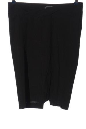 MNG Mini-jupe noir style décontracté