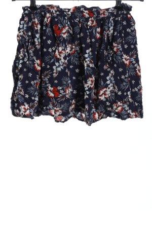 MNG Mini-jupe imprimé allover style décontracté