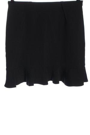 MNG Mini-jupe noir style d'affaires
