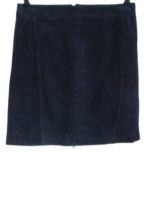 MNG Mini-jupe bleu style décontracté