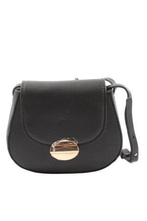 MNG Minitasche schwarz Casual-Look